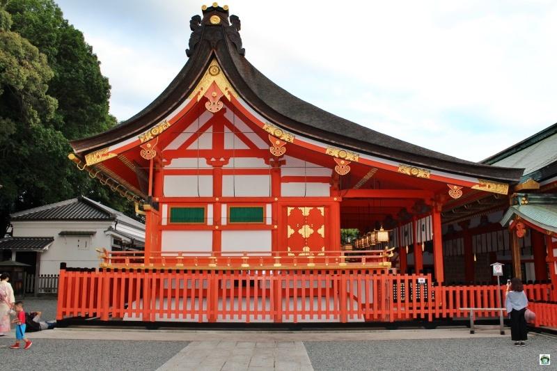 tempio a Tokyo