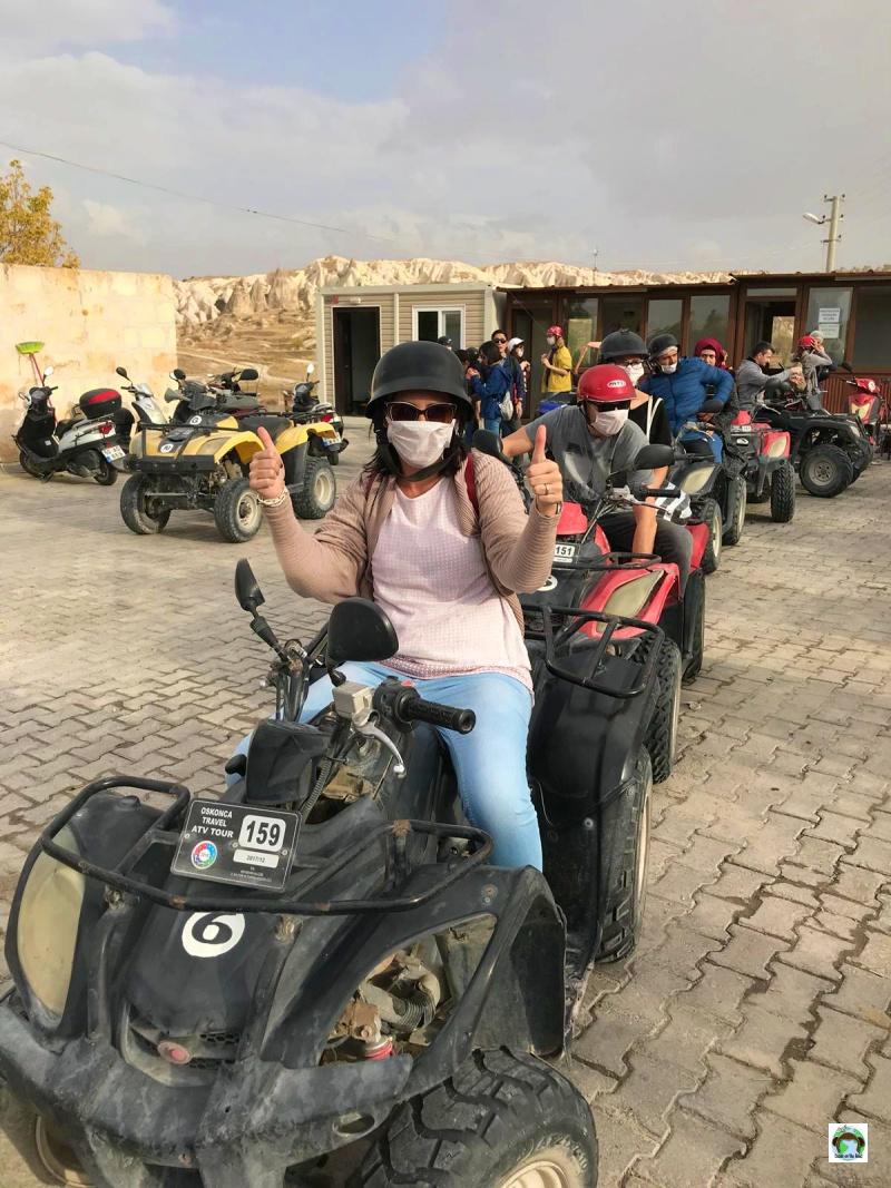 quad safari in Cappadocia
