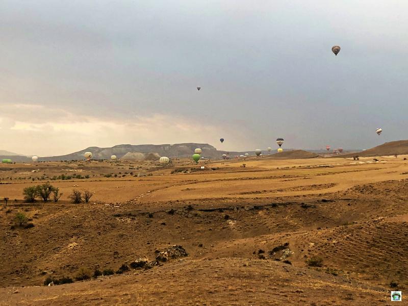 Andare in mongolfiera Cappadocia