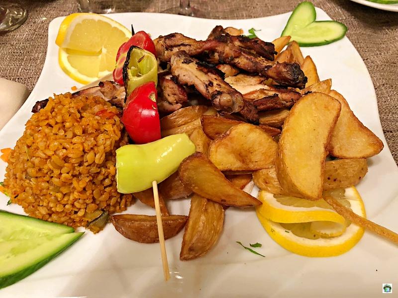 Cosa e dove mangiare in Cappadocia