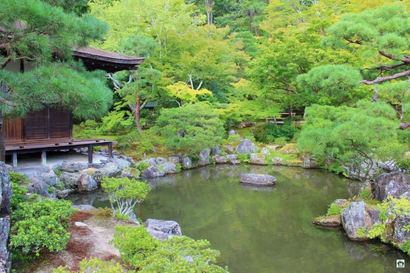 Cosa vedere a Kyoto il tempio Ginkaku ji