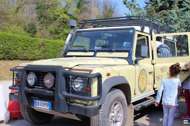 Parco Natura Viva a Bussolengo noleggio jeep