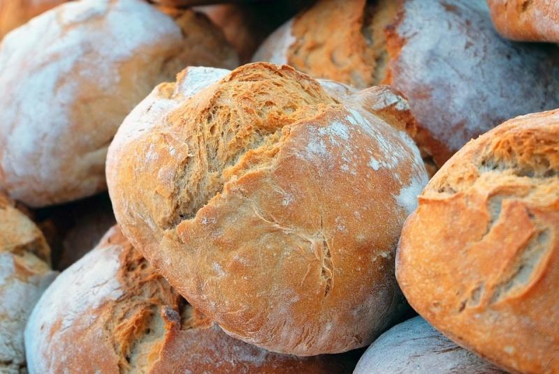 Profumo di pane tradizione italiana