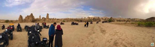 Cappadocia cosa vedere