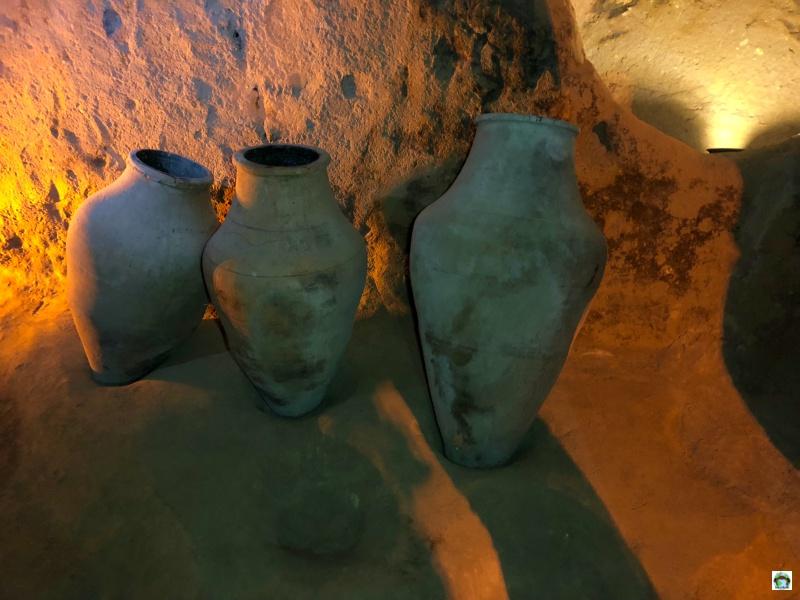 Cosa vedere in Cappadocia Mazi città sotterranea