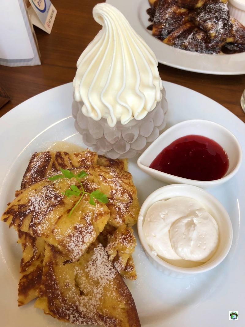 Dove mangiare a Nara Cafe Maru