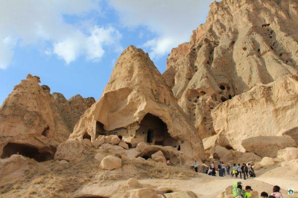 Cosa vedere in Cappadocia Selime Katedrali