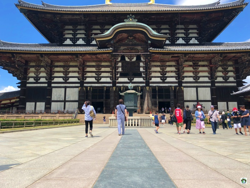 Cosa vedere a Nara Tempio Todai-ji