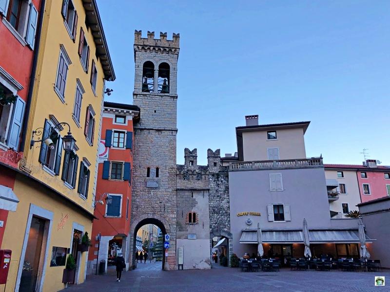 Porta San Michele a Riva del Garda