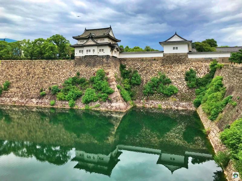 Cosa vedere a Osaka il Castello