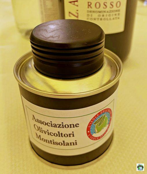 Olio extravergine di oliva Monte Isola