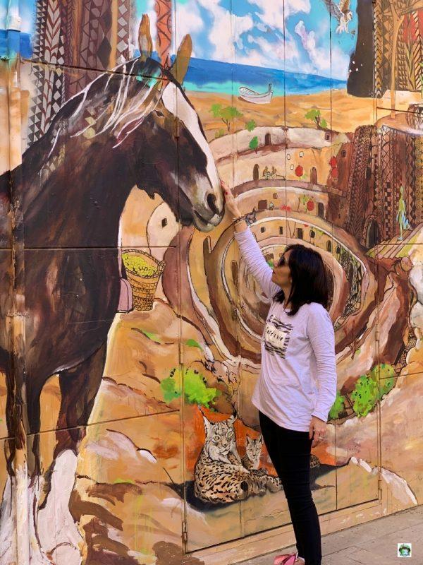 Street art a Valencia Barrios del Carmen