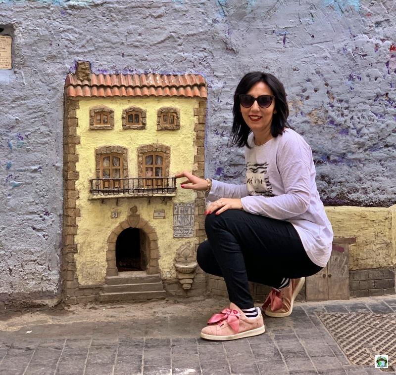 La casa dei gatti a Valencia