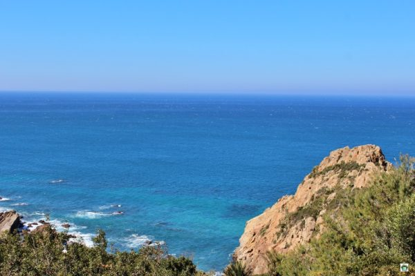 panorama mare Tangeri