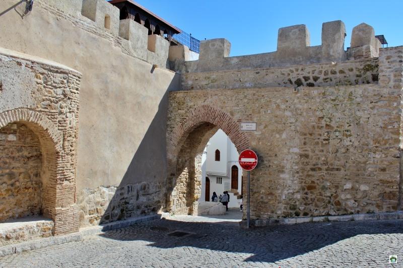 Kasbah e Medina Tangeri