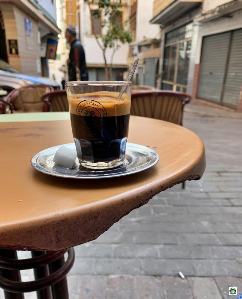 caffè bar Tangeri