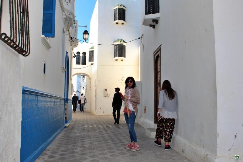 Asilah Medina blu