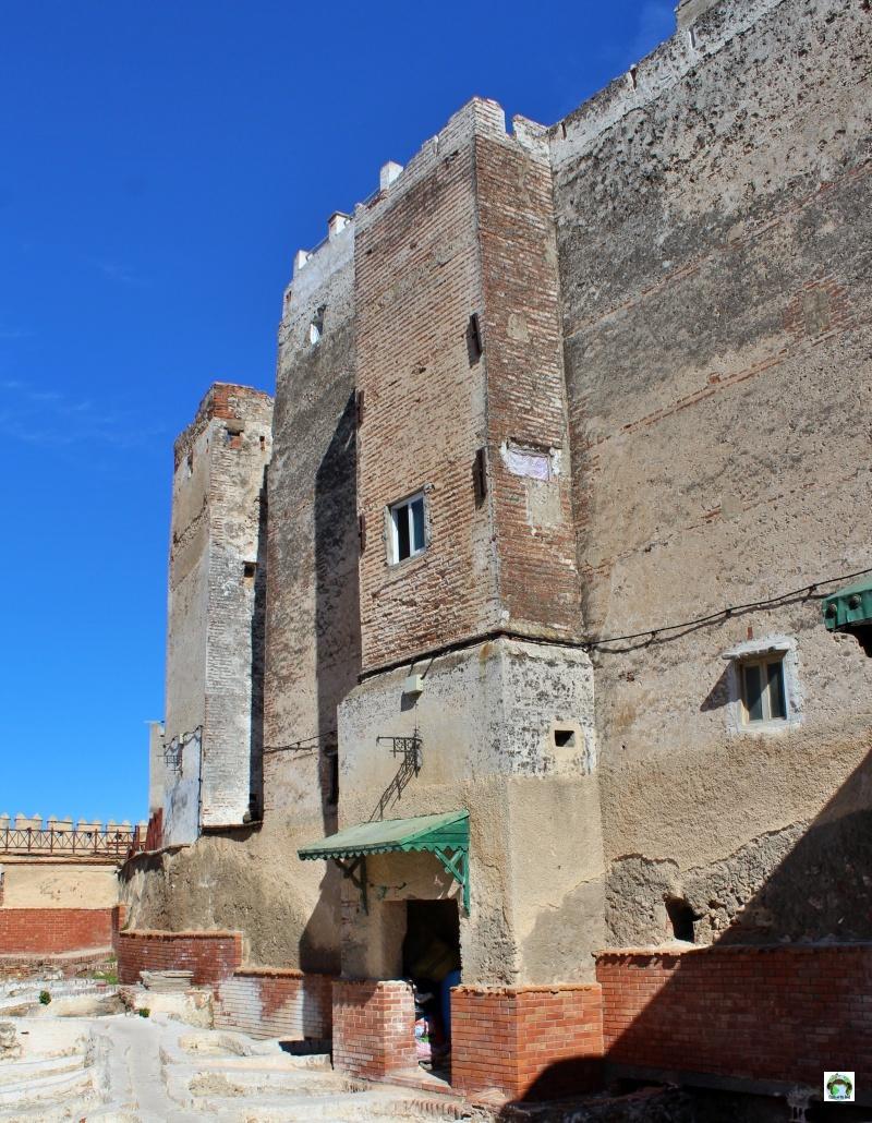 mura antiche Tetouan
