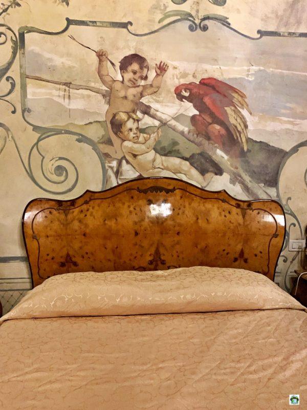 Junior Suite Prestige Gaetano II castello Bevilacqua