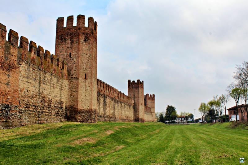 mura antiche Montagnana