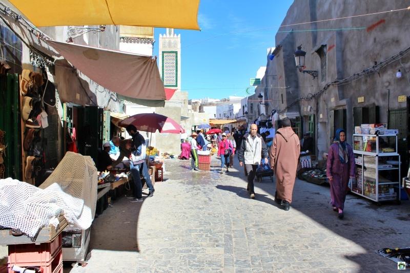 souk mercato Tetouan