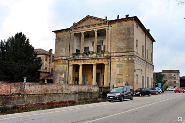 villa palazzo palladio pisani Montagnana