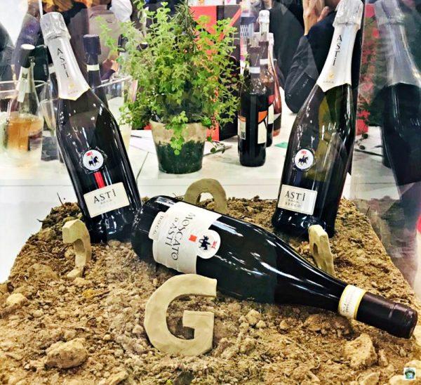 bottiglie di vino Asti Docg