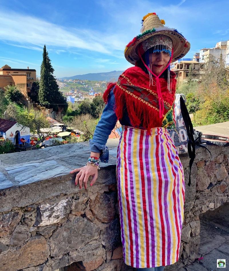 abiti tradizionali del Marocco