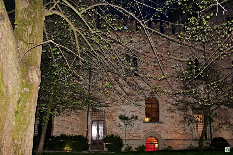 giardino pensile castello bevilacqua