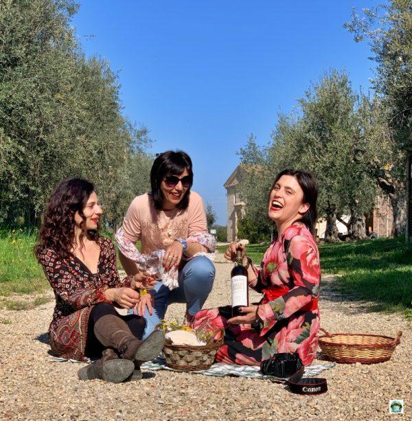 picnic ulivi buon vino