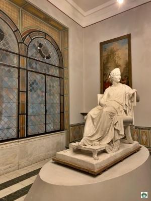statua di marmo