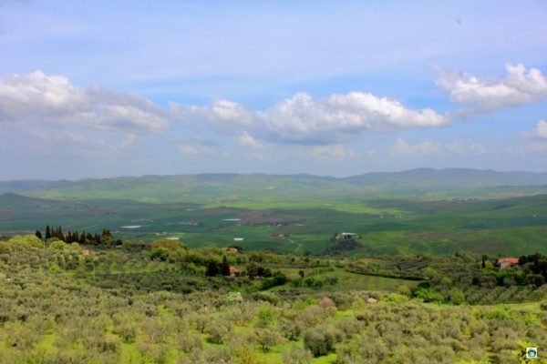 valli verdi Toscana panorama cosa vedere