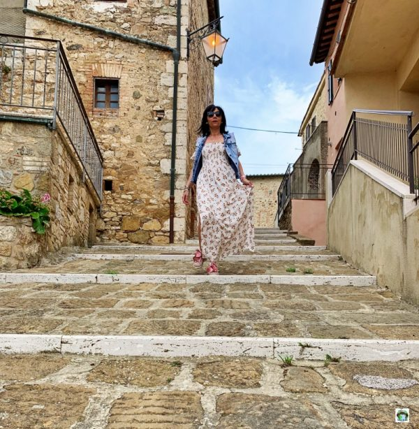 scale borgo Toscana