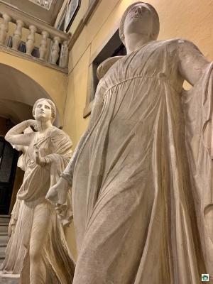 statue di marmo