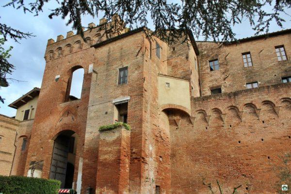 borgo medievale Buonconvento
