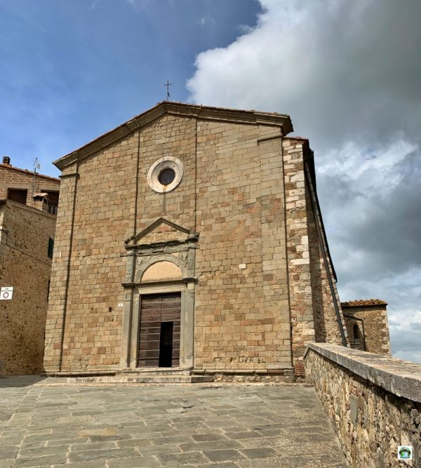 chiesa val d'orcia