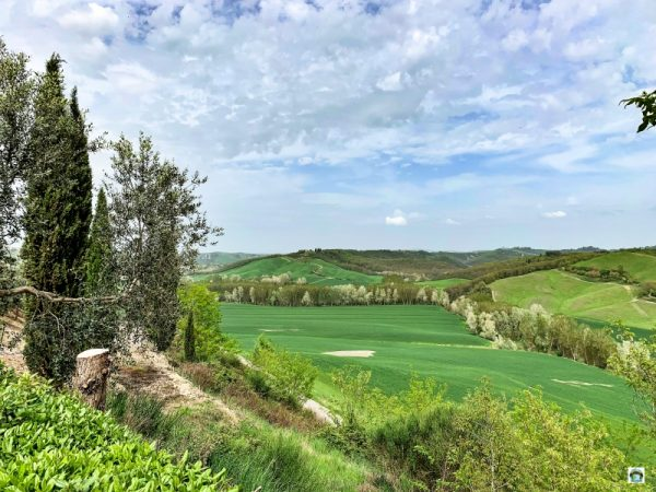 natura valli verde Toscana