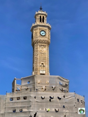 Izmir (Smirne) cosa vedere torre orologio