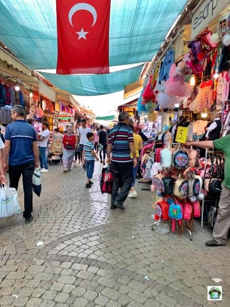 Izmir cosa vedere Kemeralti Market