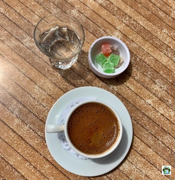Izmir dove cosa mangiare caffè turco