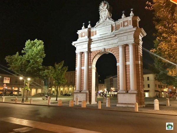 Arco Garganelli Santarcangelo di Romagna