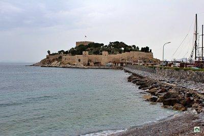 Fortezza Kusadasi Izmir cosa visitare