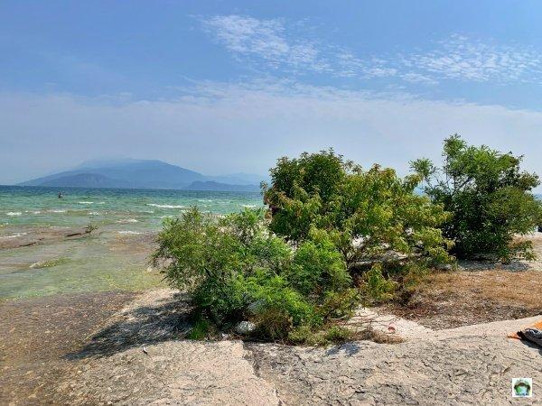 Jamaica Beach Sirmione spiaggia