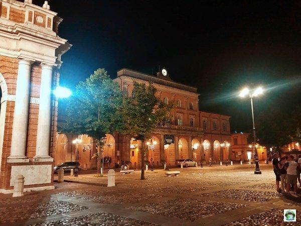 Piazza Garganelli Santarcangelo Romagna