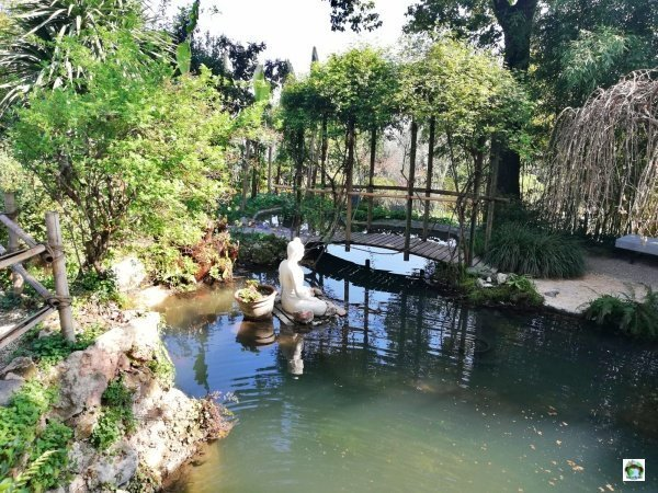 laghetti Giardino Botanico Heller