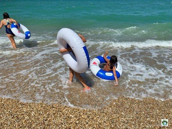 Mare Conero vacanze bambini