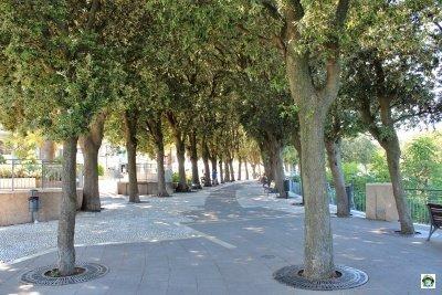 Piazza e belvedere