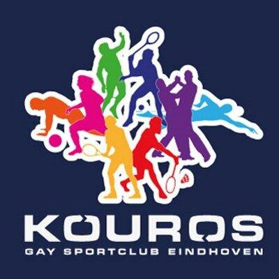 Kouros - gay sportclub eindhoven logo