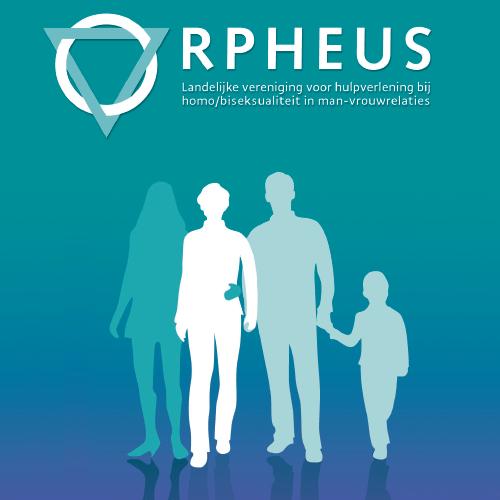 Orpheus landelijke vereniging en hulpverlening bij homo/biseksualiteit in man-vrouwrelaties - logo