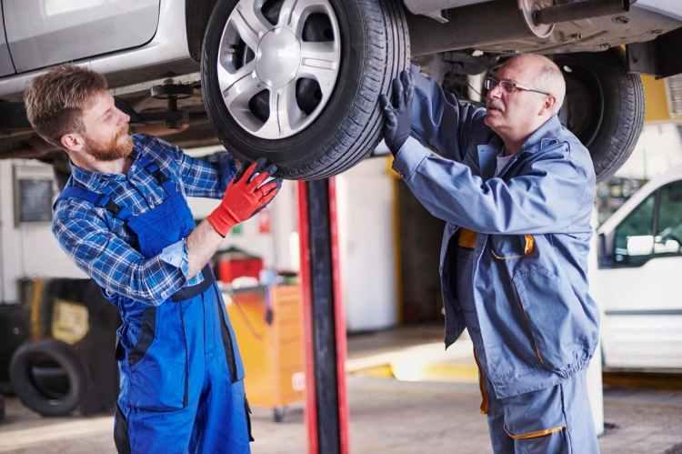 cambiar las ruedas de tu coche